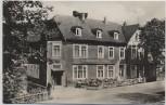 AK Foto Stützerbach HO-Gaststätte Erholung b. Schmiedefeld am Rennsteig 1967