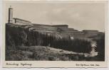 VERKAUFT !!!   AK Foto Ordensburg Vogelsang mit Fahnen b. Gemünd Eifel 1935