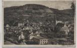 AK Foto Künzelsau Ortsansicht 1935