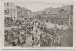 AK Hildburghausen 600-Jahrfeier Festumzug Berthold VII. 1924