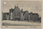 AK Posen Königl. Akademie Poznań Polen Feldpost 1915