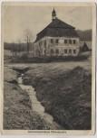 AK Hammerherrenhaus Schmalzgrube b. Jöhstadt Bahnpost 1939