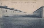 AK Godesberg 25. Artillerie Regiment Stallungen bei Bonn 1921