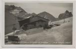 AK Foto Bergstation Galzig g. Kuchenspitze Patteriol b. St. Anton am Arlberg Tirol Österreich 1939
