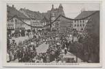 AK Hildburghausen 600-Jahrfeier Festumzug Frau Rauschen 1924