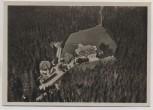 AK Foto Ruhestein vom Flugzeug aus Hotel und Kurhaus b. Baiersbronn Ottenhöfen 1935