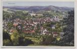 AK Rudolstadt Ortsansicht Bahnpost 1935
