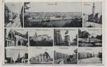 AK Mehrbild Gera Sorge Prinzenplatz Roßplatz ... 1915