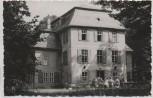 AK Foto Schwarzburg Schwarzatal Thüringer Wald HO Waldgaststätte Fasanerie b. Bad Blankenburg 1960