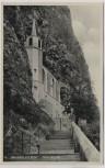 AK Idar-Oberstein an der Nahe Felsenkirche 1941