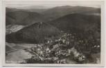 VERKAUFT !!!   AK Foto Bad Thal in Thüringen Luftbild Fliegeraufnahme Ortsansicht bei Ruhla 1940