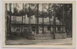 AK Foto Prieros Haus im Wald b. Heidesee 1960