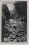AK Foto Oberweißbach Thüringer Wald In der Nähe der Bergbahn 1956