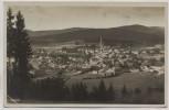AK Foto Zwiesel Ortsansicht 1929