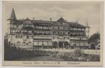 AK Oberhof Thüringen Schloßhotel 1926