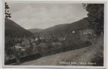 AK Foto Höfen an der Enz Ortsansicht bei Wildbad 1939