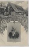 AK Wiedensahl Geburtshaus W. Busch Bildnis 1905 b. Stadthagen 1908