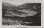 AK Foto Petzer im Riesengebirge Pec pod Sněžkou Krkonoše Sudetengau Tschechien 1939