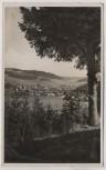 AK Foto Furtwangen Schwarzwald Ortsansicht 1935