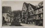 AK Foto Miltenberg am Main Schnatterloch 1938