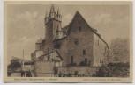 AK Spangenberg i. Hessen Berg-Veste Schloß von Nordwesten mit dem Söller 1914
