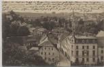 AK Bautzen-Seidau Ortsansicht mit Strasse Feldpost 1916