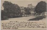 AK Gruss aus Pirna Tischerplatz 1906