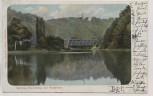 VERKAUFT !!!   AK Schloss Ehrenberg bei Waldheim mit Brücke 1912