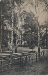 AK Sohland Spree Prinz-Friedrich-August-Turm 1920
