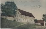 AK Gruss aus Lampersdorf Gustav Böhm's Gasthof b. Klipphausen Sora 1903 RAR