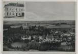 AK Schönfels Bez. Zwickau Fliegeraufnahme Ortsansicht Gasthof zum Löwen b. Lichtentanne 1940 RAR