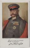 AK Generalfeldmarschall Hindenburg mit Orden Patriotika 1915