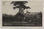 AK Foto Prag Die Burg Praha T-Stempel Nachgebühr Tschechien 1935