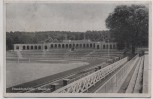 AK Frankfurt an der Oder Ostmark-Stadion Stempel Ausbildungskompanie Schroda Feldpost 1941