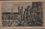 AK Magdeburg Alter Markt mit Rathaus 1930