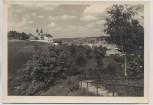 AK Foto Passau Blick auf Maria Hilf Landpoststempel Jochenstein 1957