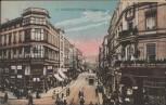 AK Saarbrücken Victoriastrasse 1925