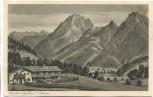 AK Gasthaus Zipfhäusl Ramsau bei Berchtesgaden 1929