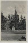 AK Selchow Kirche mit Kriegerdenkmal b. Fiddichow Kr. Greifenhagen Widuchowa Gryfino Pommern Polen Feldpost 1940 RAR