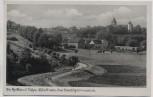 AK Preußisch Holland Ostpreußen Blick von der Waldpromenade Pasłęk Polen Feldpost 1941