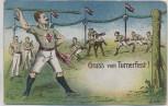 AK Turn-Verein Steinigtwolmsdorf Gruss vom Turnerfest 1910 RAR
