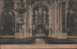 AK Augsburg Inneres der Stiftskirche St. Stephan 1910