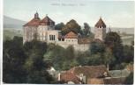 AK Schloss Elgersburg in Thüringen b. Ilmenau 1910