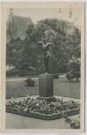 AK Bromberg Bogenspannerin und Kath. Pfarrkirche Bydgoszcz Polen Feldpost 1939