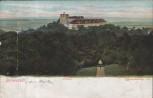AK Ballenstedt Schloss 1912