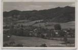 AK Foto Luftkurort Großholzleute Ortsansicht b. Isny 1935