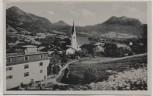 AK Törwang Bayr. Oberland Ortsansicht mit Kirche 1935