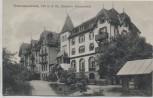 VERKAUFT !!!      AK Freudenstadt Kurhaus Palmenwald 1910