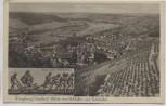 AK Freyburg ( Unstrut ) Blick vom Schlüfter und Edelacker 1920