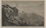 AK Berchtesgaden Purtschellerhaus auf dem Eckerfirst am Hohen Göll 1929